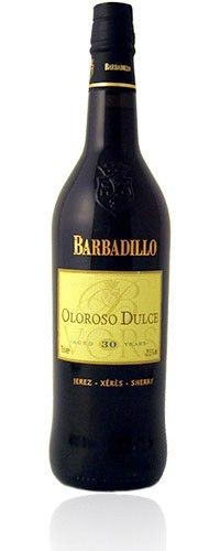 Barbadillo Oloroso Dulce VORS 30 Years