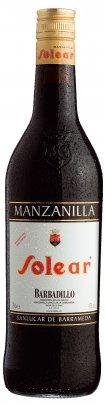Barbadillo Solear Manzanilla Halve fles