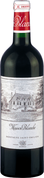 Château Maison Blanche Bio mdc 2000
