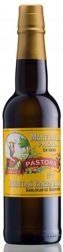 Manzanilla Barbadillo Pasada Pastora (0.375)
