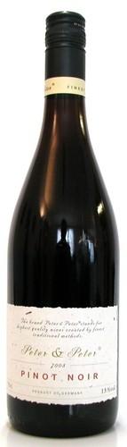 Pinot Noir QBA Peter & Peter 2014