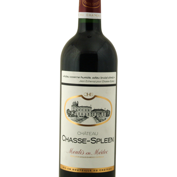 Château Chasse-Spleen 2014 1/2 Fles 0,375