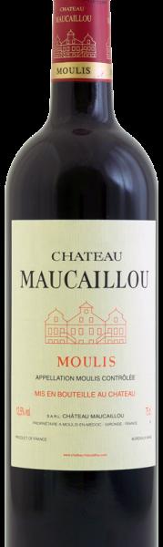 Château Maucaillou mdc 2013