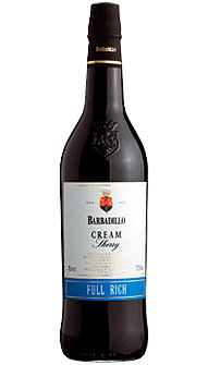 Barbadillo Cream Sherry 1/2 Fles 0,375