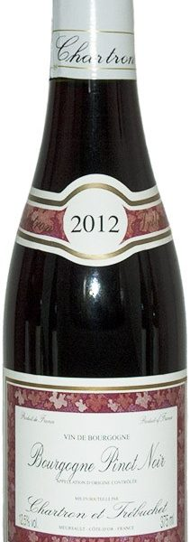 Bourgogne Pinot Noir Chartron et Trébuchet 2014