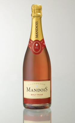 Henri Mandois Rosé Brut Grande Réserve