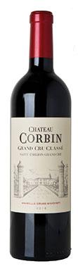 Château Corbin St.Emilion Grand Cru Classé 2015