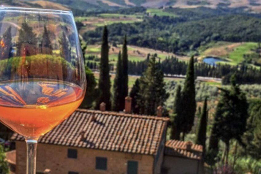 Oudste wijnproces Oranje of Amber wijn!