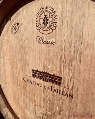 @chateaudutaillan worth a visit! 🙌🏼 Have you been there already? 🍷  #chateaudutaillan#chais#winetours#winehouse#winelovers #botteling #barrel #ageinglikefinewine🍷 #discoverunder5k #hetwijnkasteel #médoc #hautmédoc#bordeaux