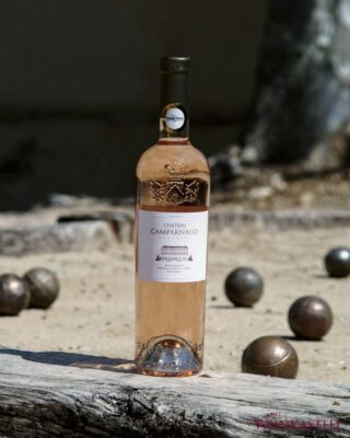CHÂTEAU CAMPARNAUD 💕 - De Prestige rose is een blend van de typische blauwe Provence druivenrassen namelijk; Grenache, Cinsault, Syrah, Mourvèdre, Tibouren en Rolle.   Een mooi evenwicht tussen frisheid en fruitigheid, ondersteund door een vleugje pittigheid en mineraliteit.   Deze wijn is onderdeel van de zomer mailing, HEEL de maand Augustus dus in de aanbieding 🙌🏼🙌🏼🙌🏼‼️‼️   www.hetwijnkasteel.nl
